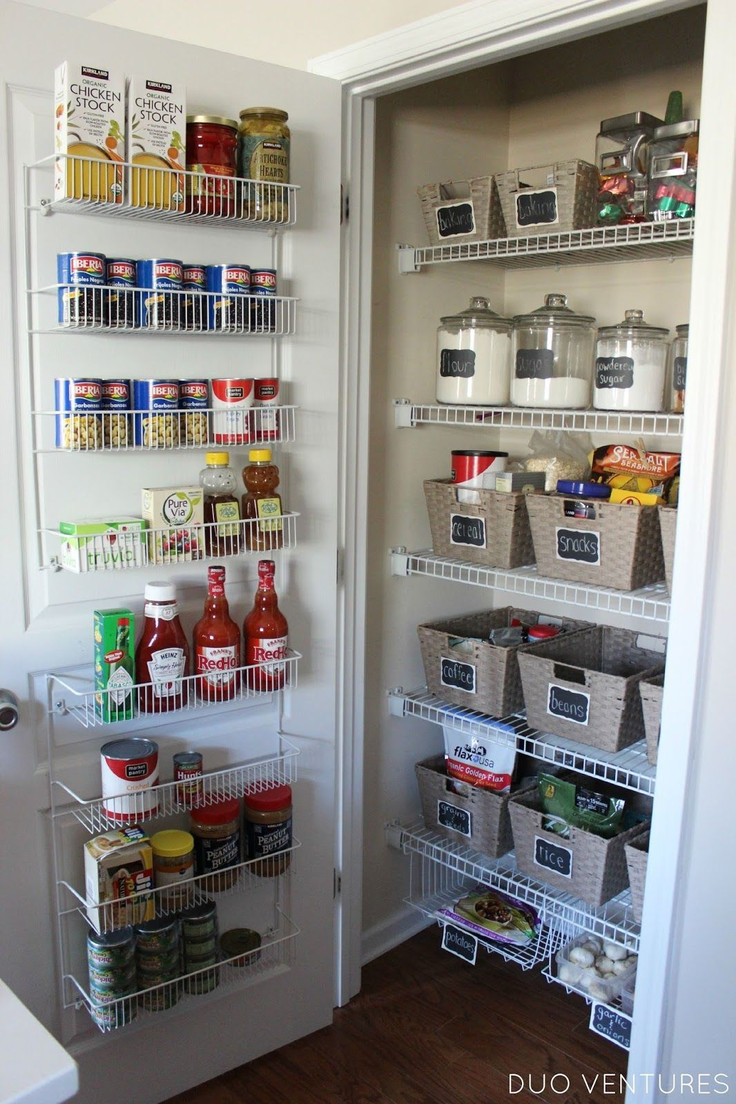 Organizing: The Pantry 1.0
