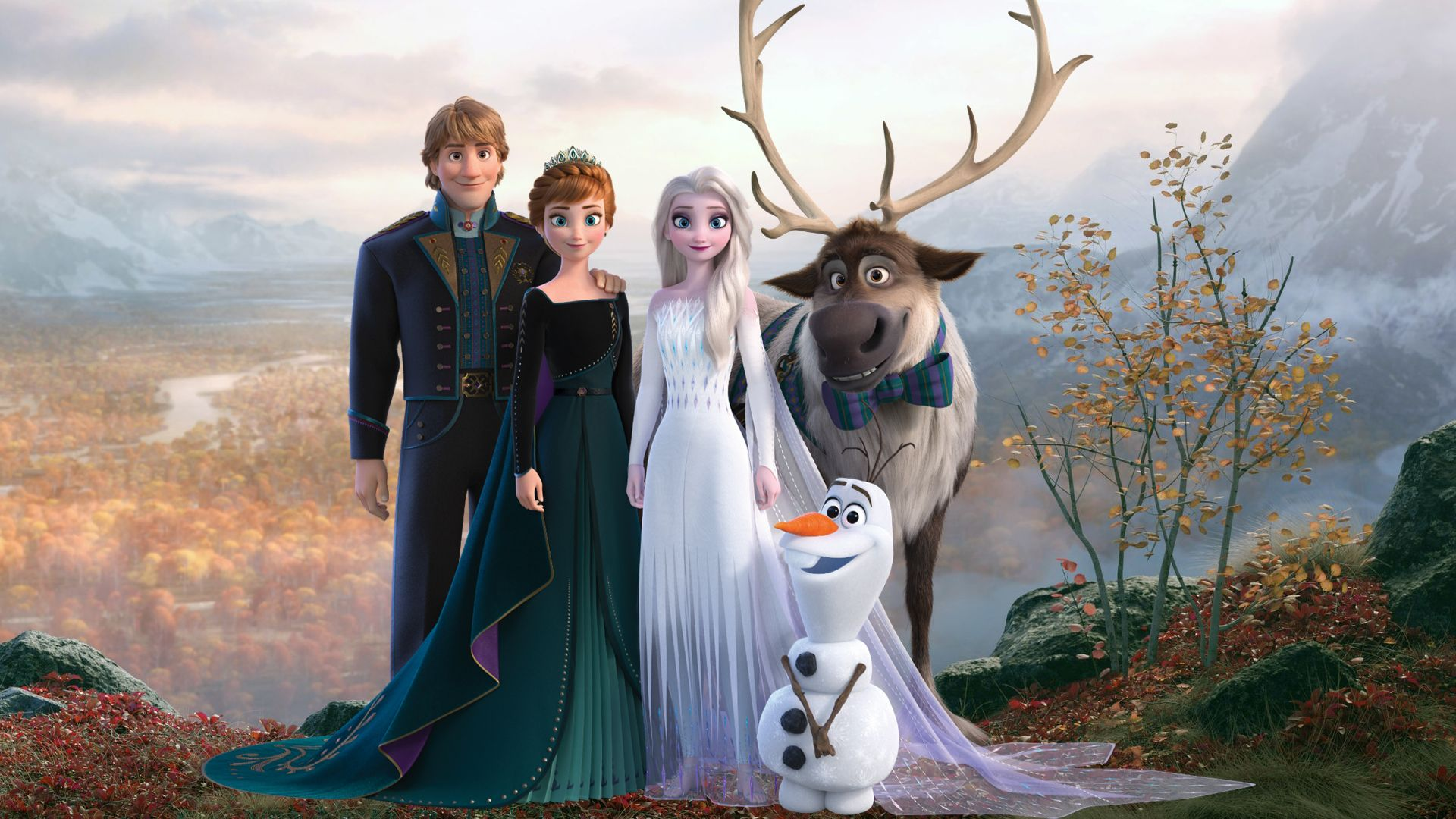 Frozen 2 Hd Wallpaperskeep Enjoying The Magic Of Frozen 2 Movie With 15 New Hd Wallpapers With Beautiful Imag In 2020 Disney Princess Frozen Elsa Images Frozen Sisters