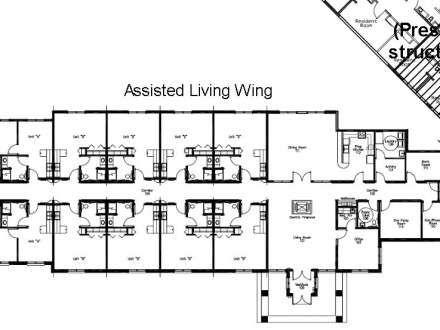 floor plan samples hospice - Google Search | Hospice design ...