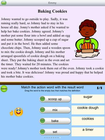 2nd Grade Reading Comprehension App Teaching Appsusing