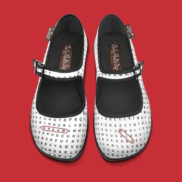 Mary Jane Flats | Shoes | Chocolaticas | Hot Chocolate