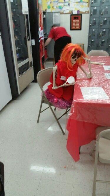 Bone-ita Marrow michaels employee