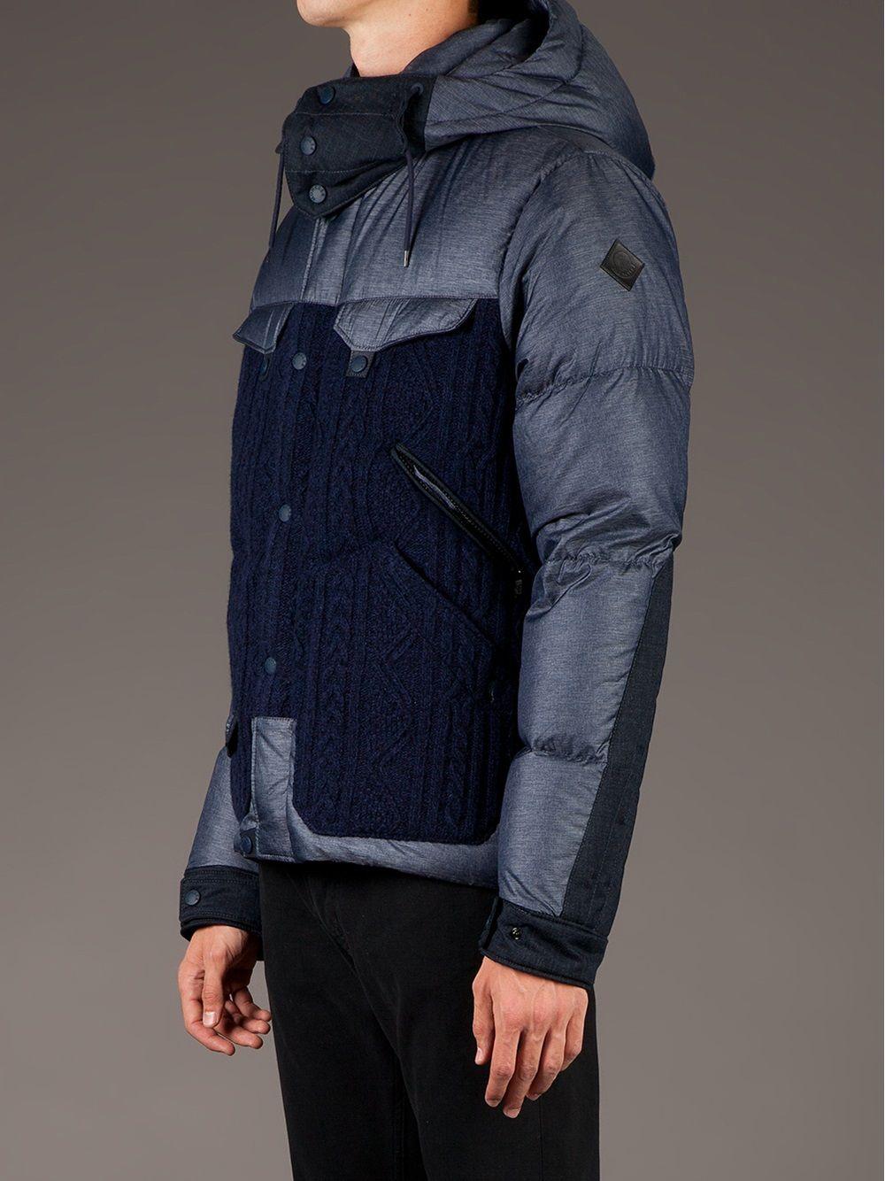 moncler w albemarle jacket mens style designer