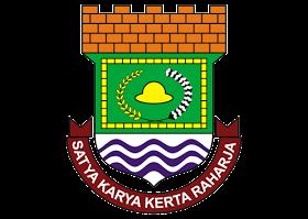 Logo Kabupaten Tangerang Vector Wallpaper Ponsel Orang Animasi Desain