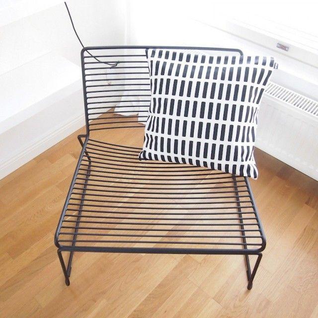 hay hee lounge. Black Bedroom Furniture Sets. Home Design Ideas