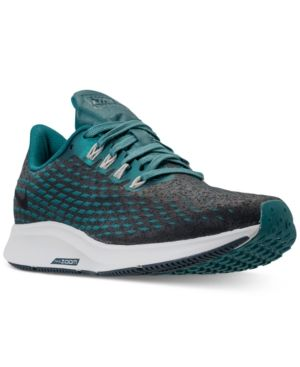 e997bfbfe2707 Nike Women s Air Zoom Pegasus 35 Premium Running Sneakers from Finish Line  - Green 6.5