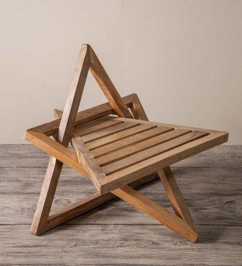 Mango Wood Meditation Chair In 2019