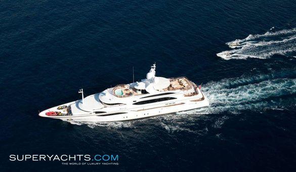 I Dynasty Luxury Motor Yacht
