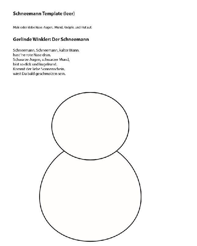 Erfreut Schneemann Färbung Vorlage Galerie - Beispiel Wiederaufnahme ...