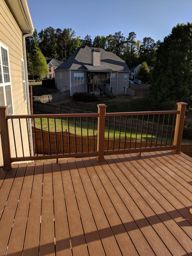 Pin On Trex Composite Decking