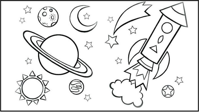 Galaxy Coloring Pages Best Coloring Pages For Kids Space Coloring Pages Preschool Coloring Pages Coloring Pages