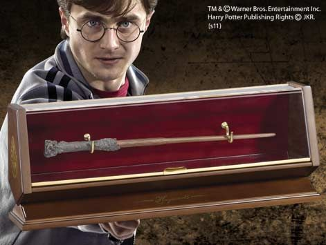 The Noble Collection Harry Potter Wand Harry Potter Room Harry Potter