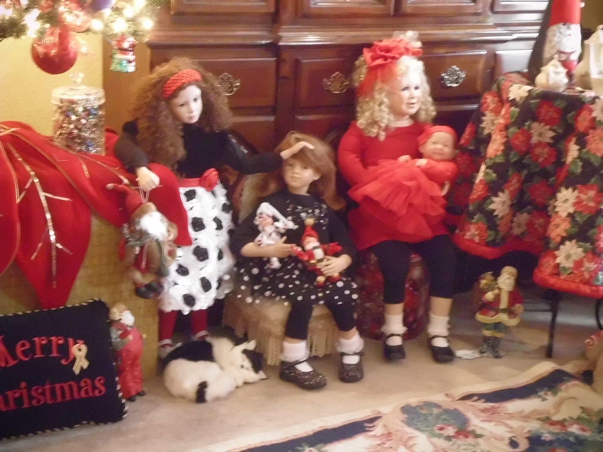 Pin by Katherine Lees on Lees Christmas House Tour   Christmas tours, Christmas tree themes ...