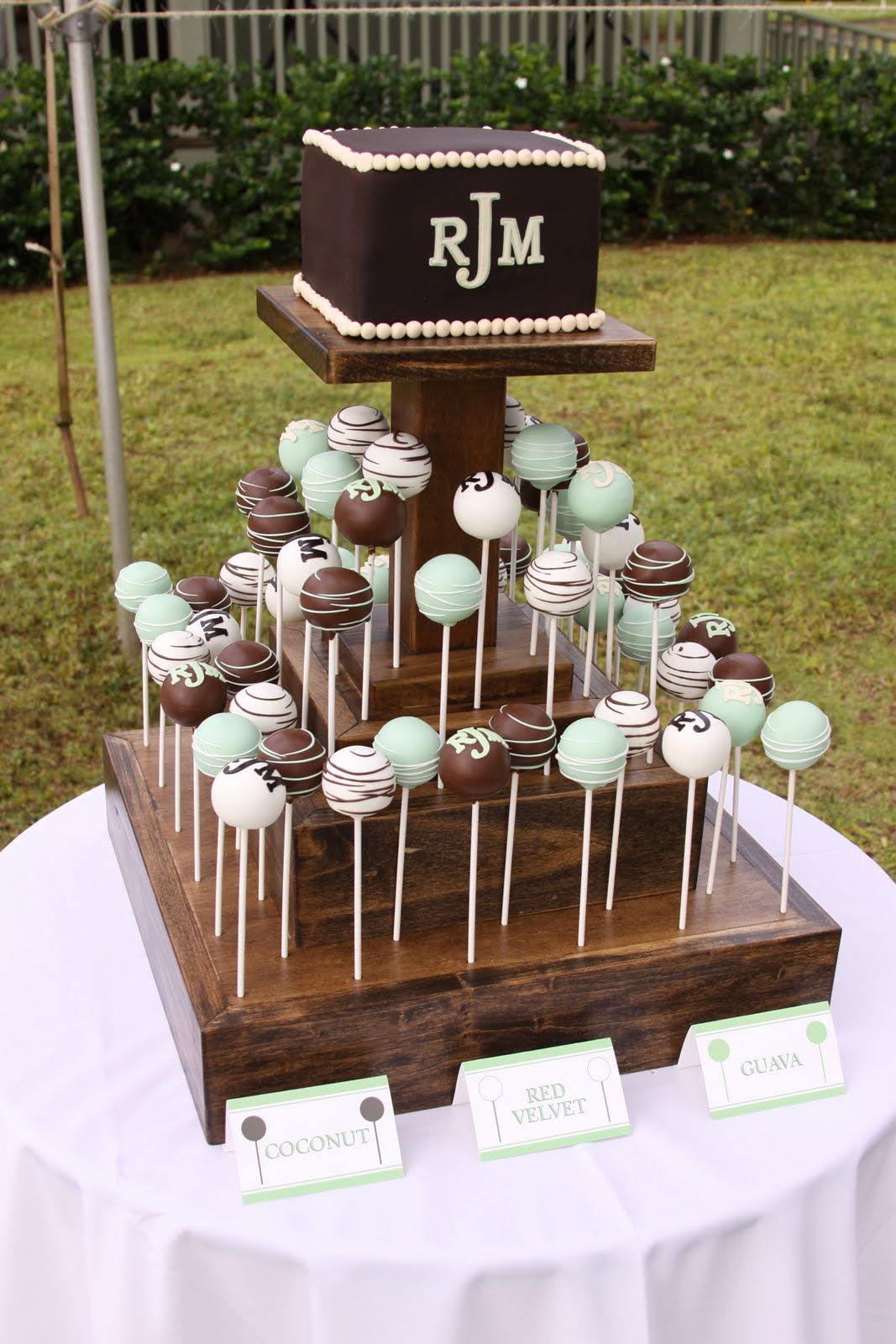 How To Make A Tiered Cake Stand Pop Combo Can