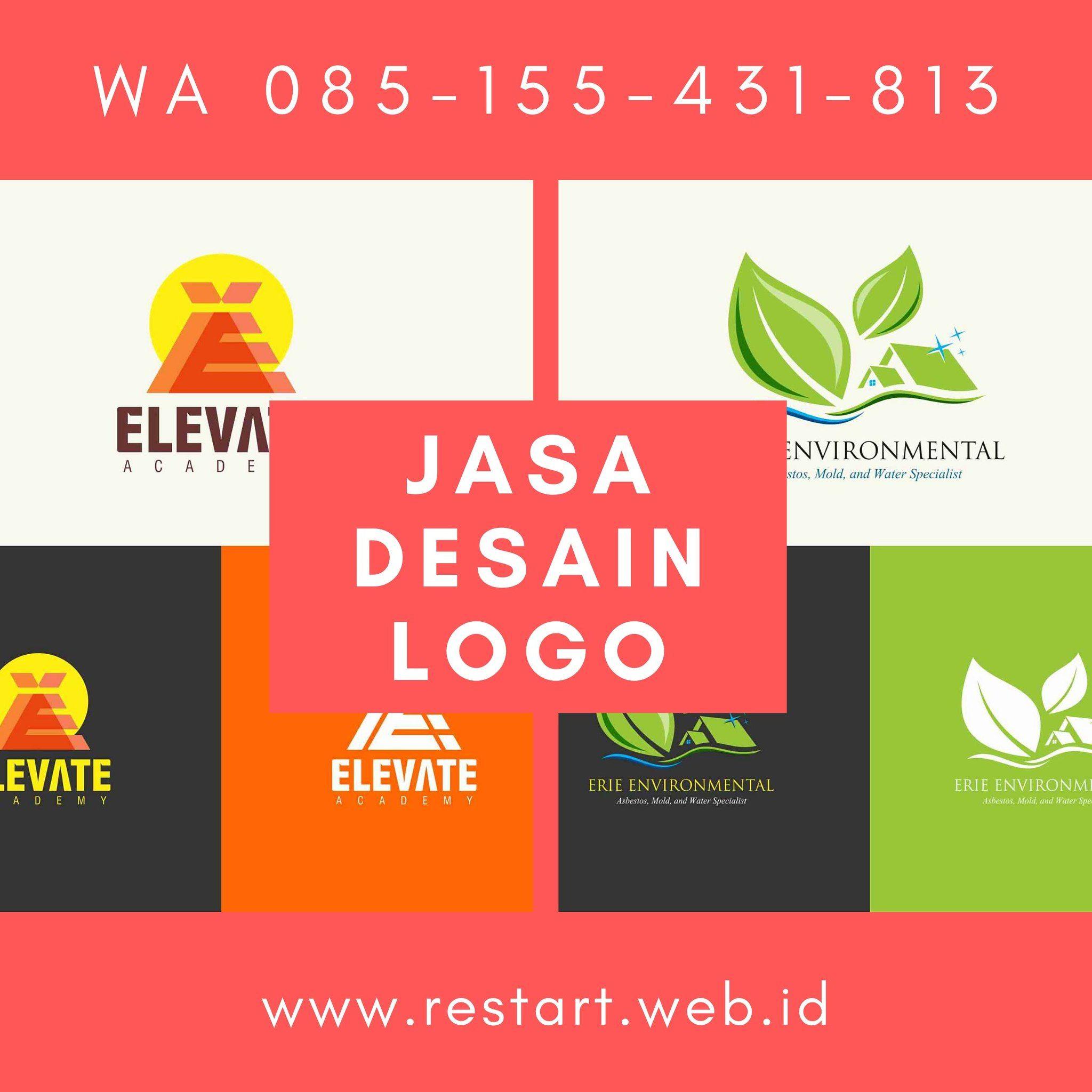 TERBAIK WA 085155431813 Jasa Desain Logo Rumah Makan