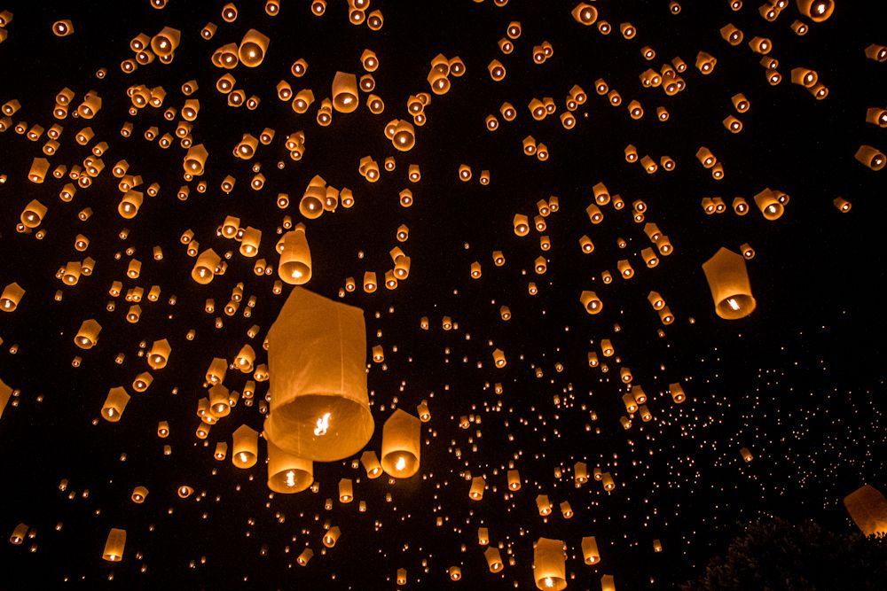 yee peng lantern festival chiang mai-12