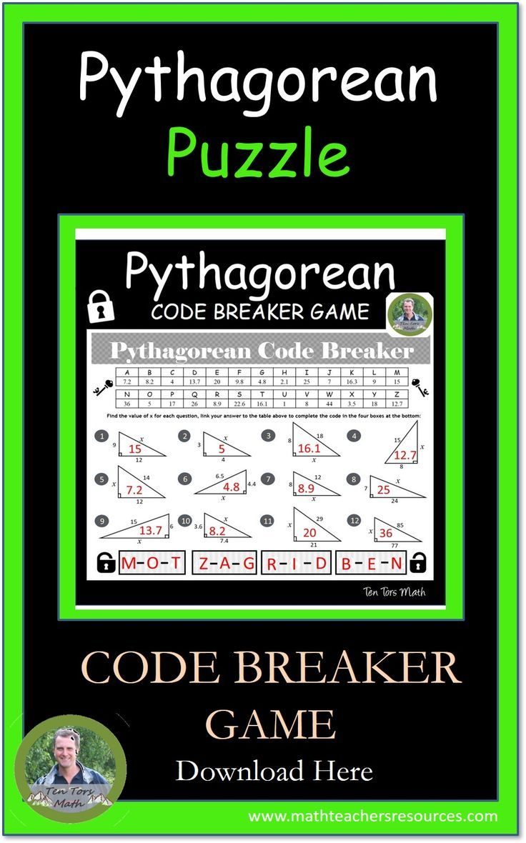 Fresh Ideas - Pythagorean Theorem Examples Whole Numbers