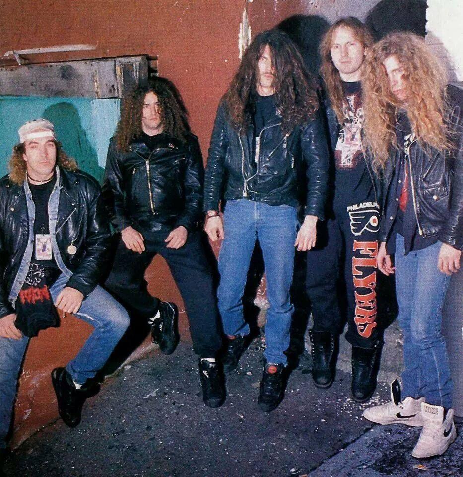 The Killer Old School Cannibal Corpse Metalheads