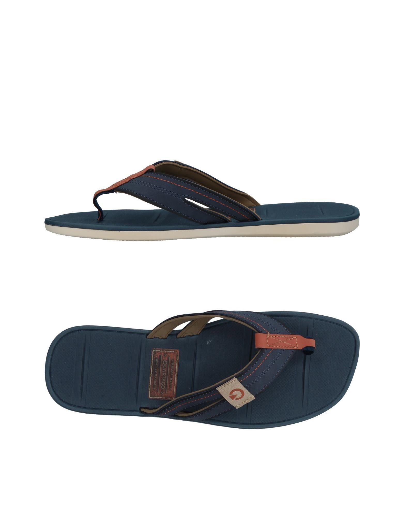 3dd4b8825eb4d Cartago Men Flip Flops on YOOX. The best online selection of Flip Flops  Cartago. YOOX exclusive items of Italian and international designers -  Secure ...