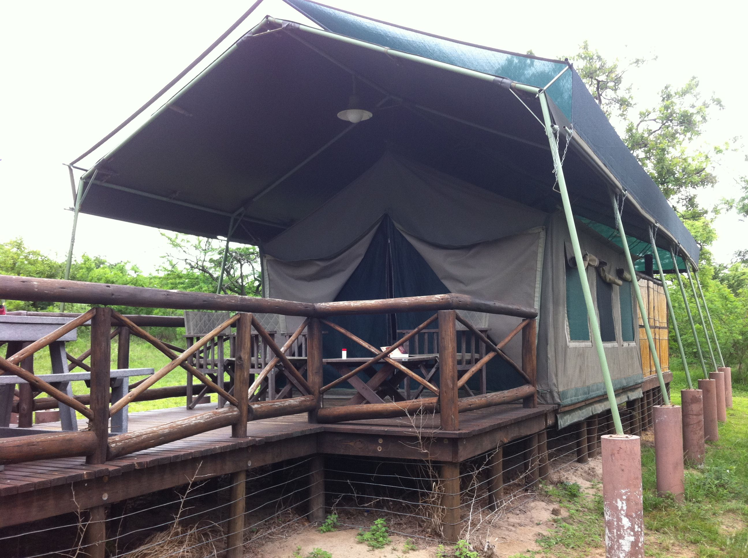 Hluhluwe Game Reserve, South Africa_ Glamping