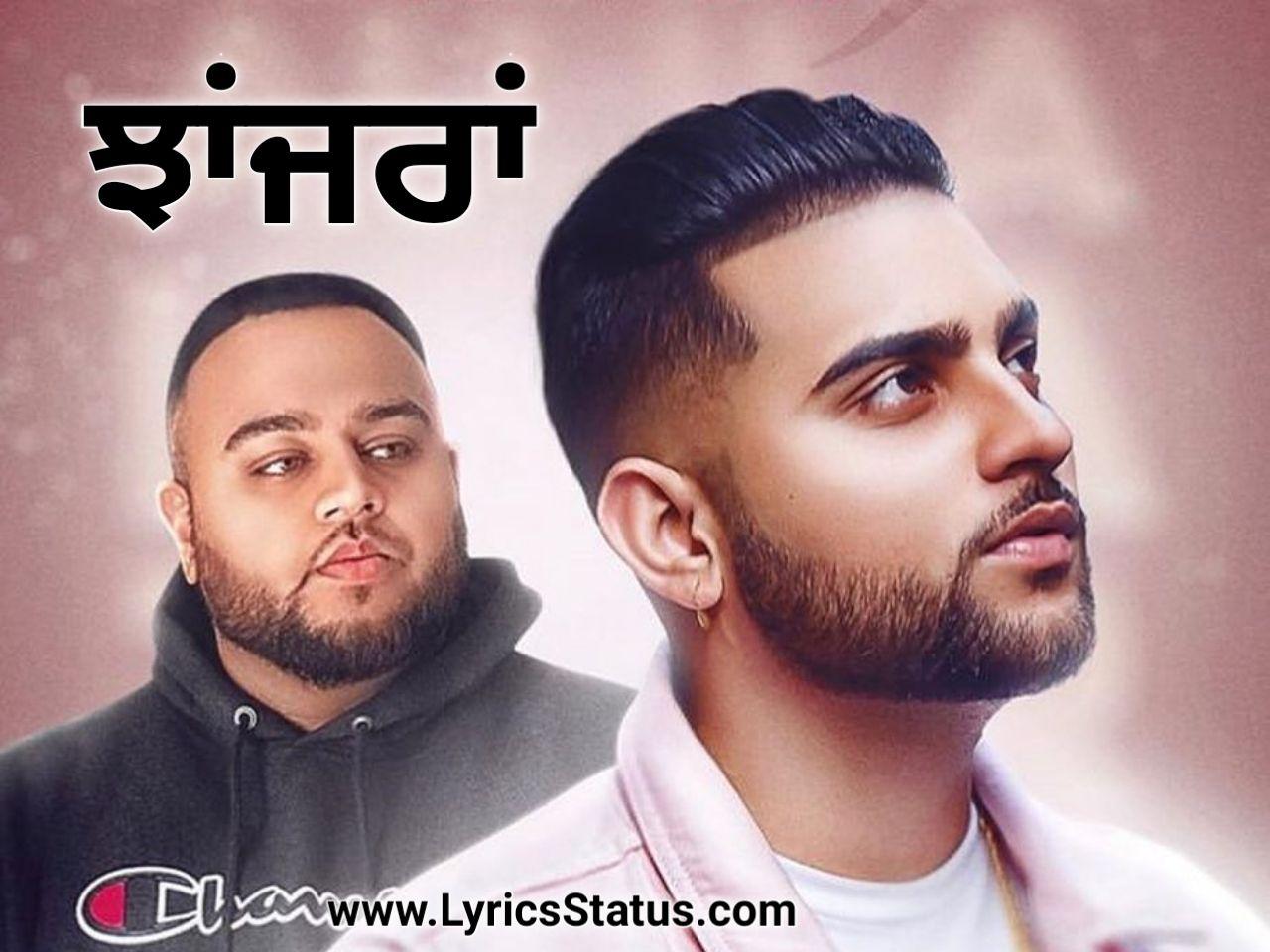Karan Aujla New Song Jhanjran Lyrics Status Download Video Di 2020 Lagu