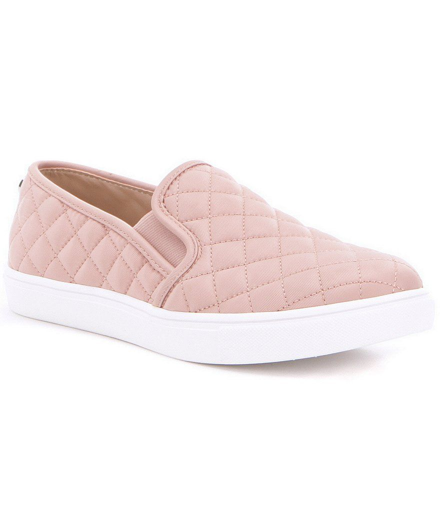 6b352348b Steve Madden Ecntrcqt Quilted Nylon Sneakers | Pinkness | Steve ...
