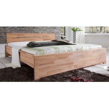 sava bett doppelbett 180 x 200 kernbuche buche massiv. Black Bedroom Furniture Sets. Home Design Ideas