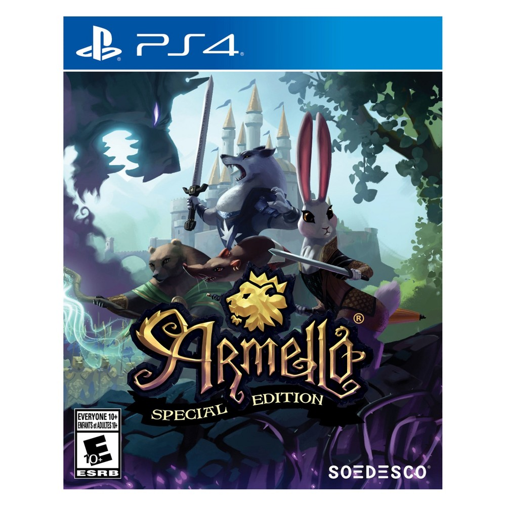 Armello Special Edition PlayStation 4 Playstation