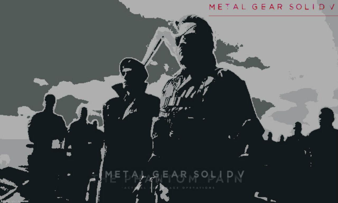 Metal Gear 5 Wallpapers