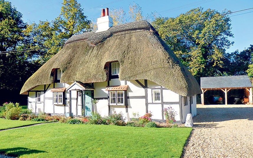 Wonderful Countryside Homes To Escape