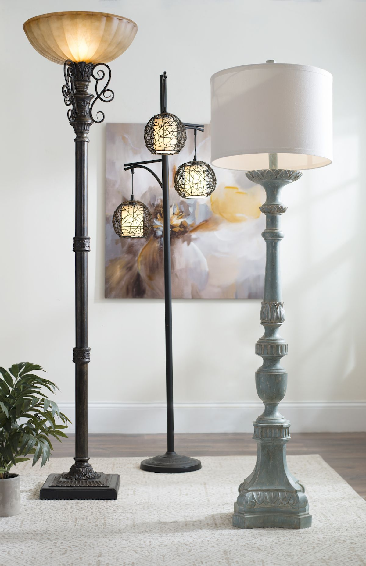Revamp Your Decor From The Ground Up Shop Kirkland S Collection Of Floor Lamps Today For A Bright Addition T Floor Lamp Redo Diy Floor Lamp Floor Lamp Bedroom