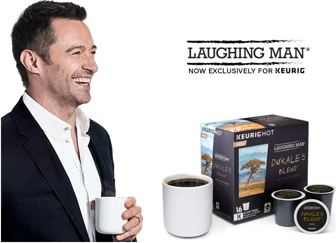 Hugh Jackman Donates Proceeds From Laughing Man Coffee Sales