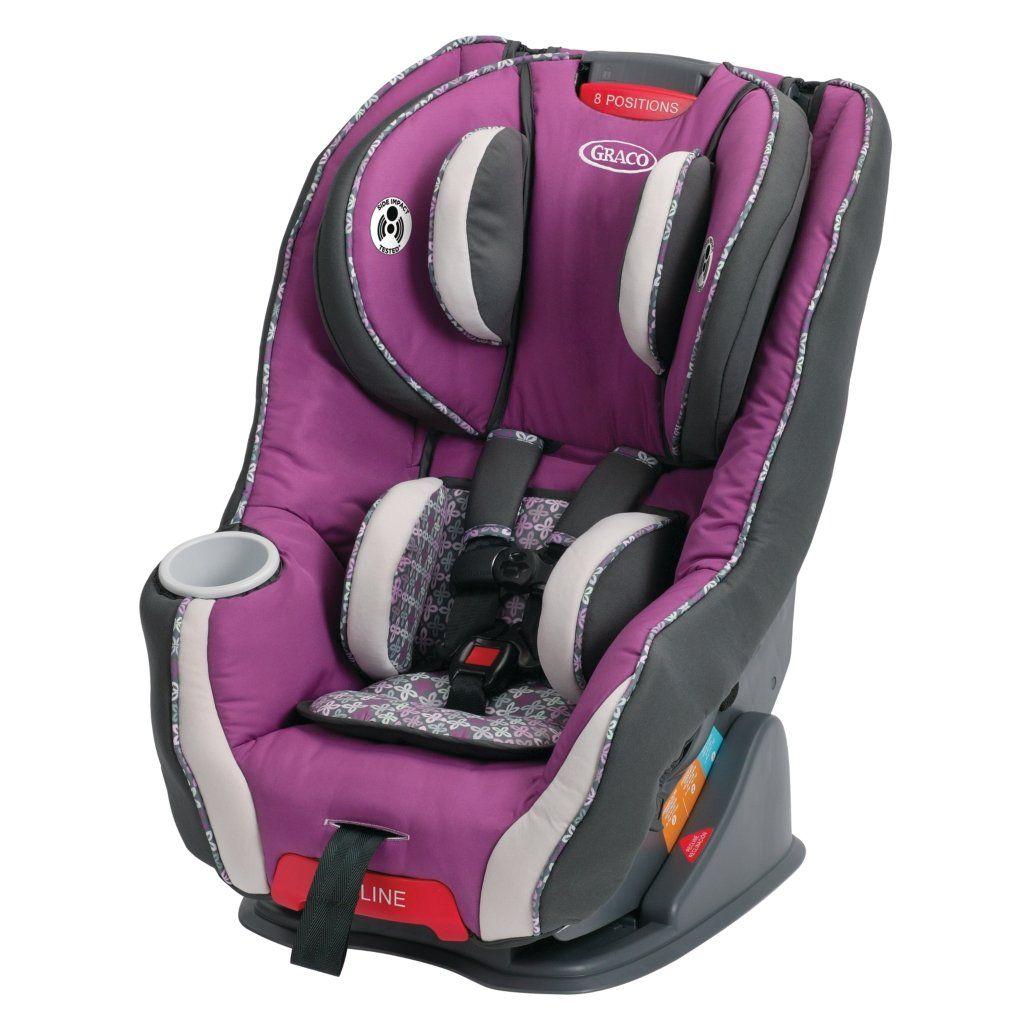 Graco Size4Me 65 Convertible Car Seat, Nyssa