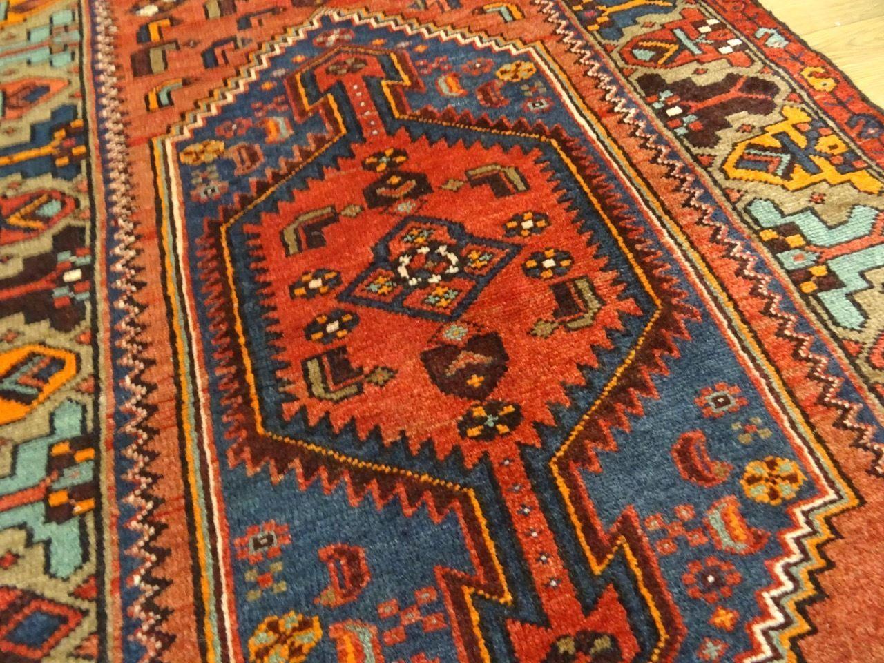 """Cr.1930 Hamadan Antique Persian Exquisite Hand Made Rug 3' 3"""" x 6' 6"""" https://t.co/1e81AdSTZt https://t.co/XabtLTsC2k"""