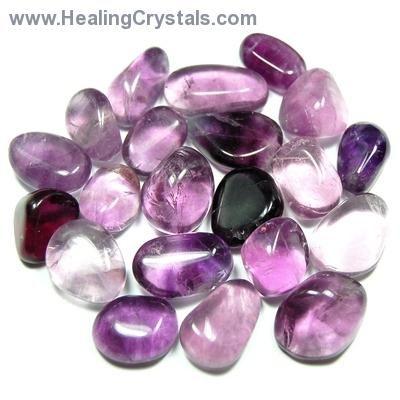 Polished Purple Fluorite