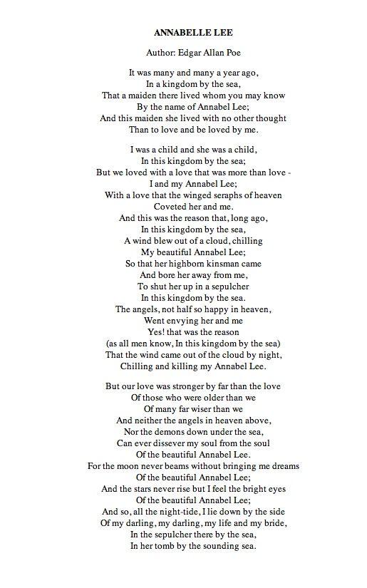 B3efd5f4f1844d6b27f1dc6a0b7592f4 Jpg 515 825 True Quote Word Of Wisdom Words Annabel Lee Essay