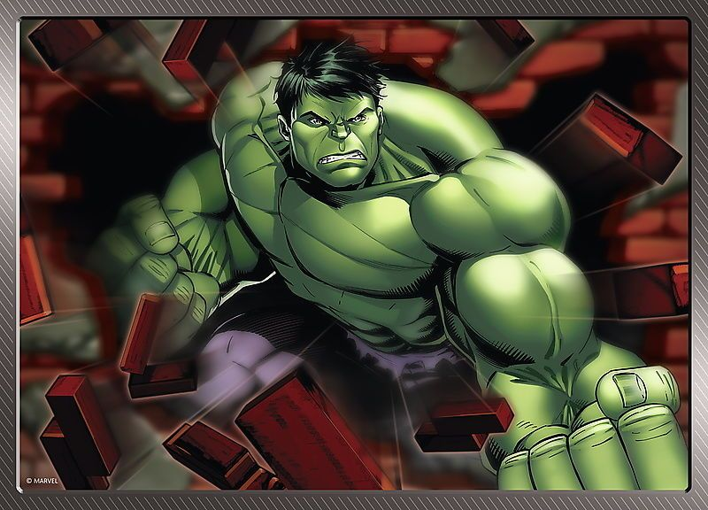 Trefl 4in1 Puzzle 35+48+54+70 Teile Marvel: Avengers (34245) Hulk Thor Ironman in Spielzeug, Puzzles & Geduldspiele, Puzzles | eBay