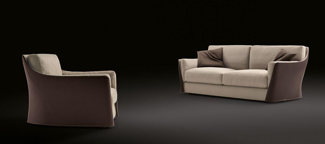 made in Italy Vittoria sofa & armchair