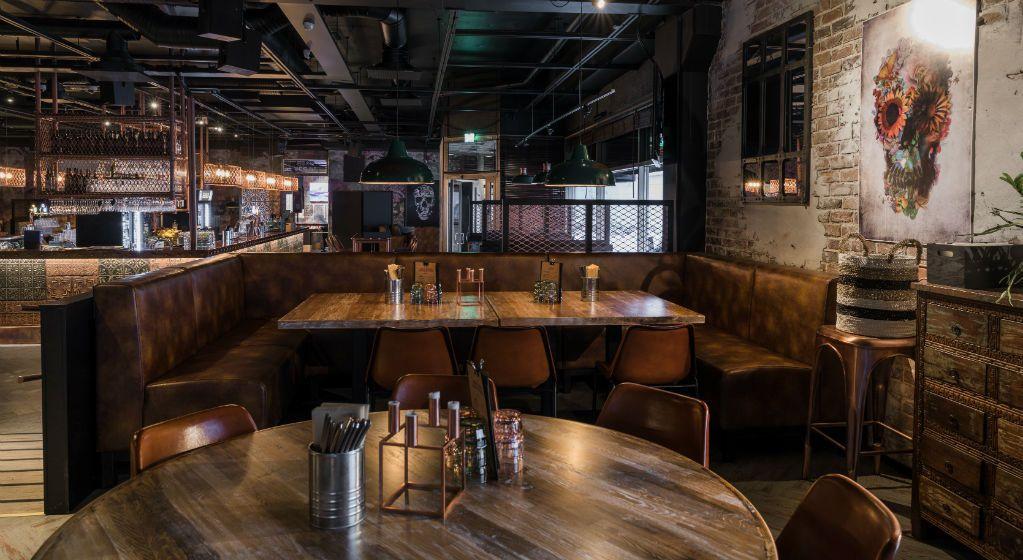 Good Amarillo Restaurants Interior Design Concept Reinvented On Behance