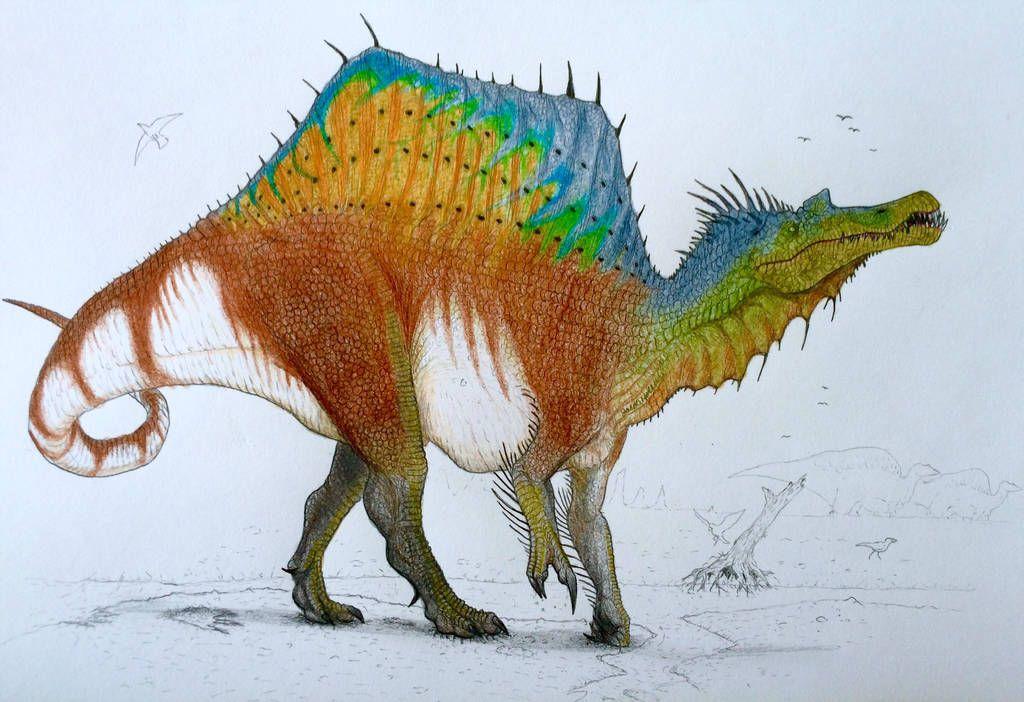 картинки супер динозавров некоторых