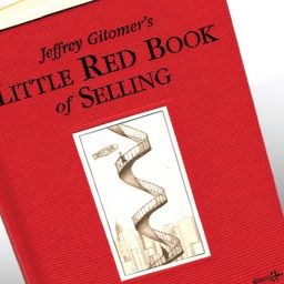 jeffrey gitomer little red selling