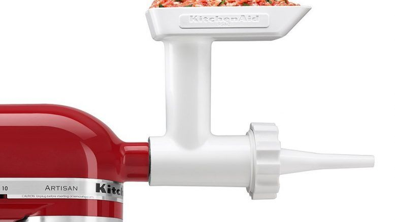 korvstoppare kitchen aid