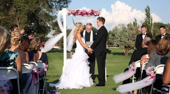Spring Valley Lake Country Club Weddings Affordable Wedding Packages High Desert Venue CA