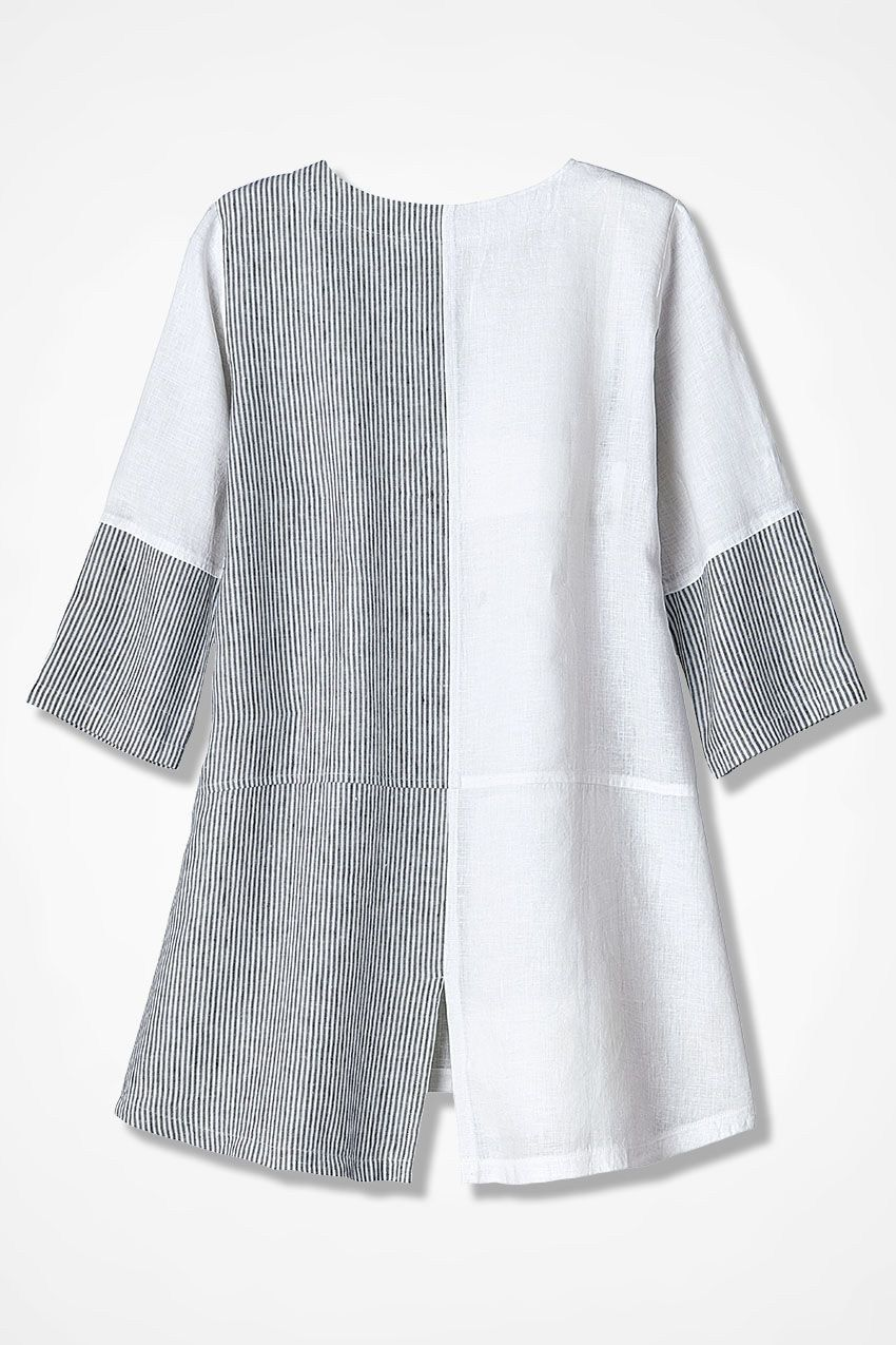 23+ Inspired Photo of Linen Tunic Sewing Pattern