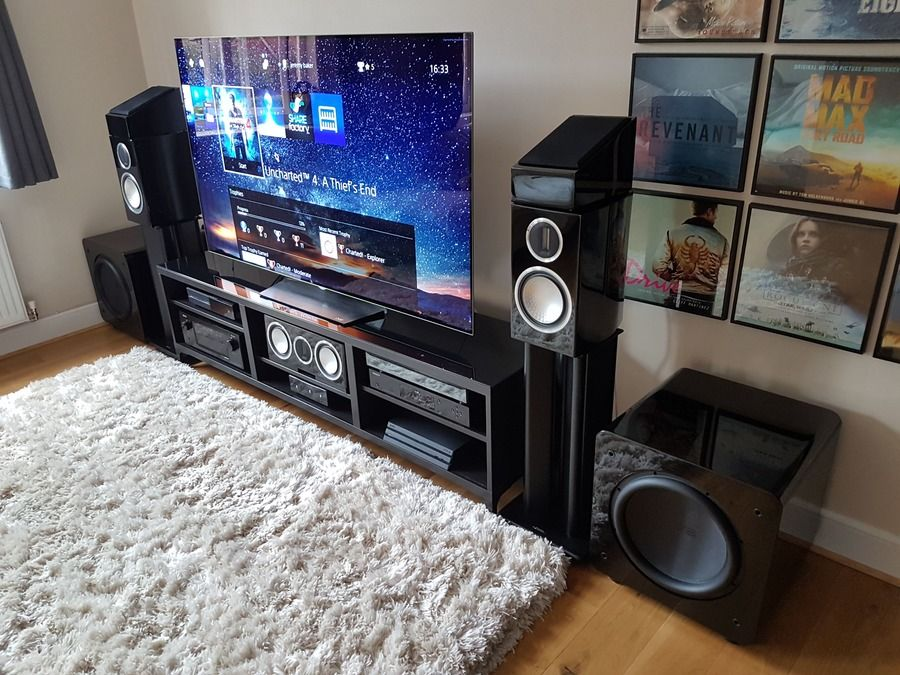 Djjez S Home Theater Gallery My