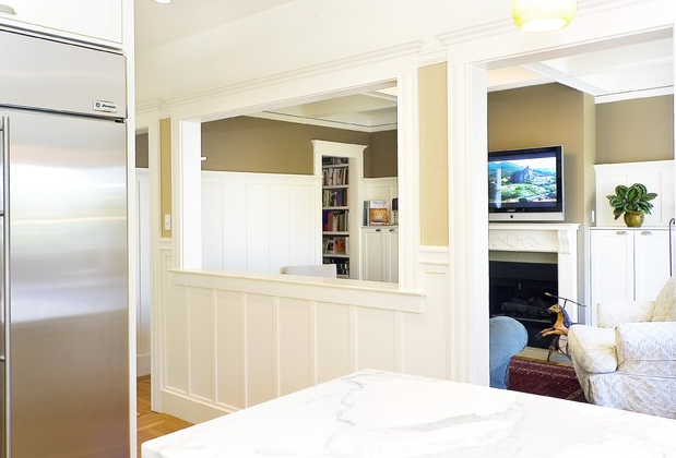Tear Down A Wall, Leave A Hole For A Breakfast Nook Or Bar   Nashville