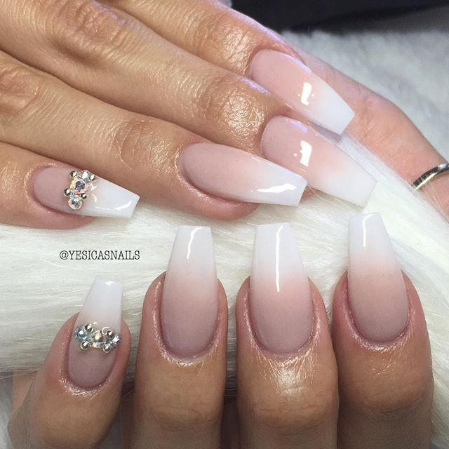 Coffin nails @KortenStEiN | 10 lil lovely\'s☻ | Pinterest | Diseños ...