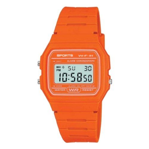 Orange #Casio