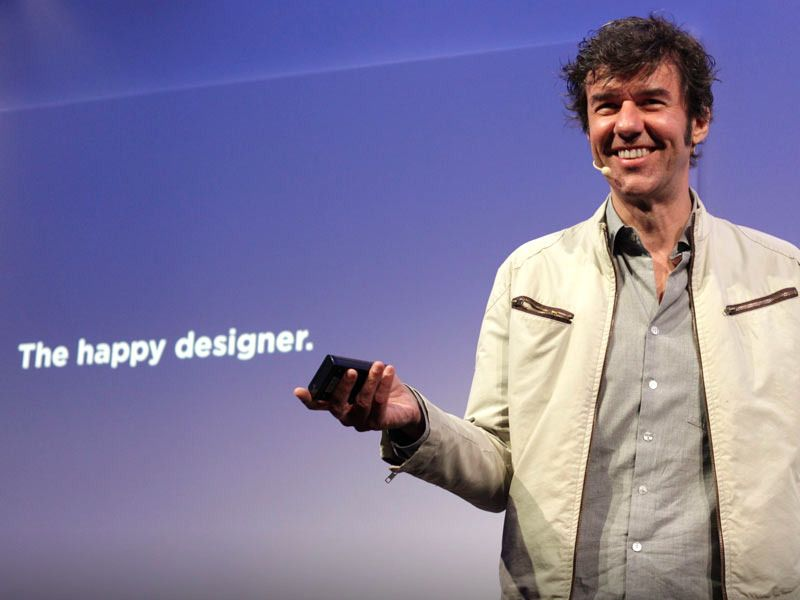 Stefan Sagmeister is a happy designer. Here are his seven unique rules for remaining joyful.