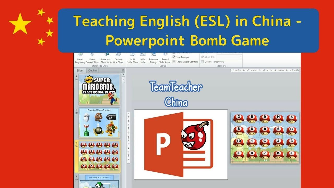 bomb game english esl powerpoint game esl lesson powerpoints